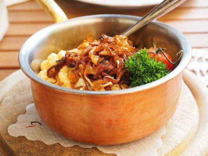 Les plats importants ne permettent pas de manger équilibré
