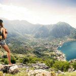 Ballon gastrique : Photo d'une femme regardant l'horizon