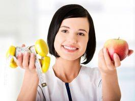 photo d'une professionnelle fitness et nutrition